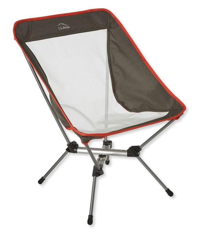 LL Bean Packlite chair