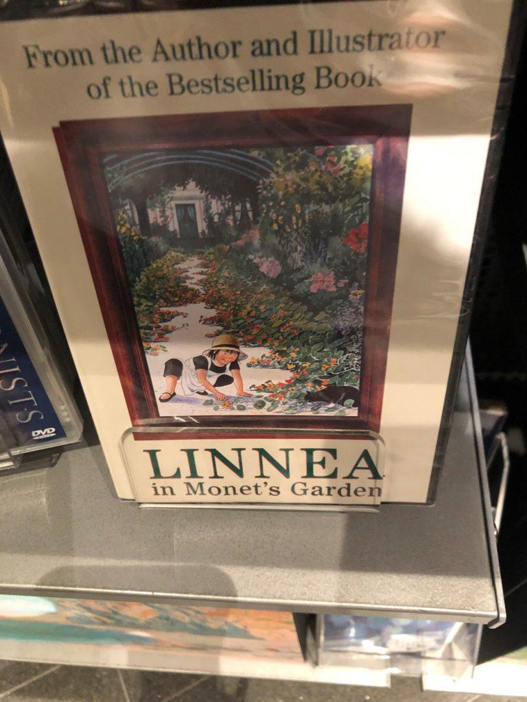 Linnea vid on sale in Denver Art Museum gift shop