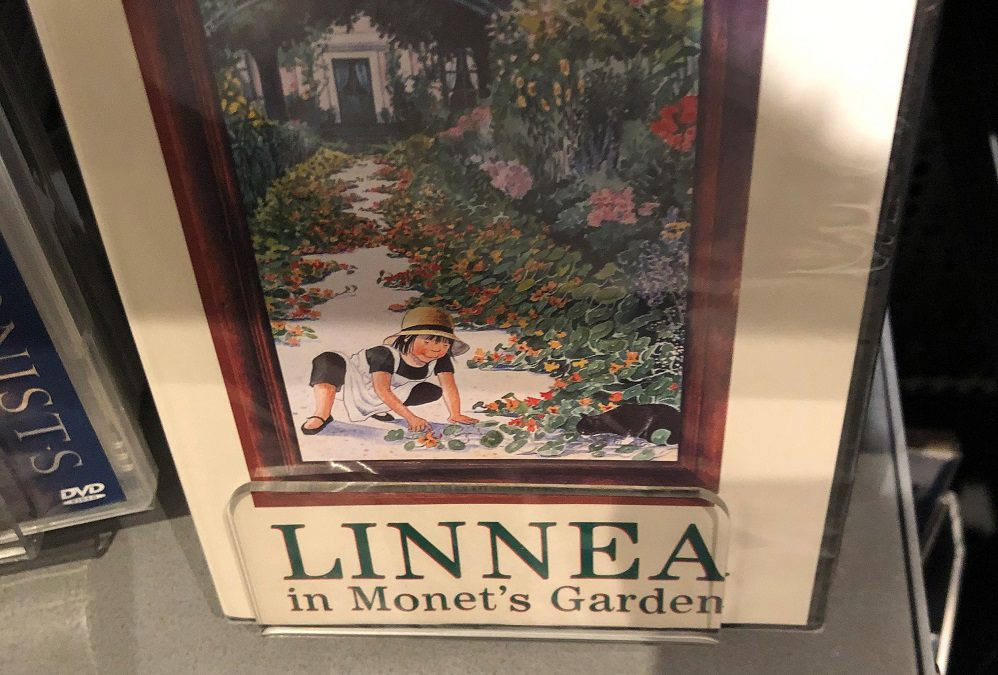 A new, innovative way to experience Monet's art, especially for kids