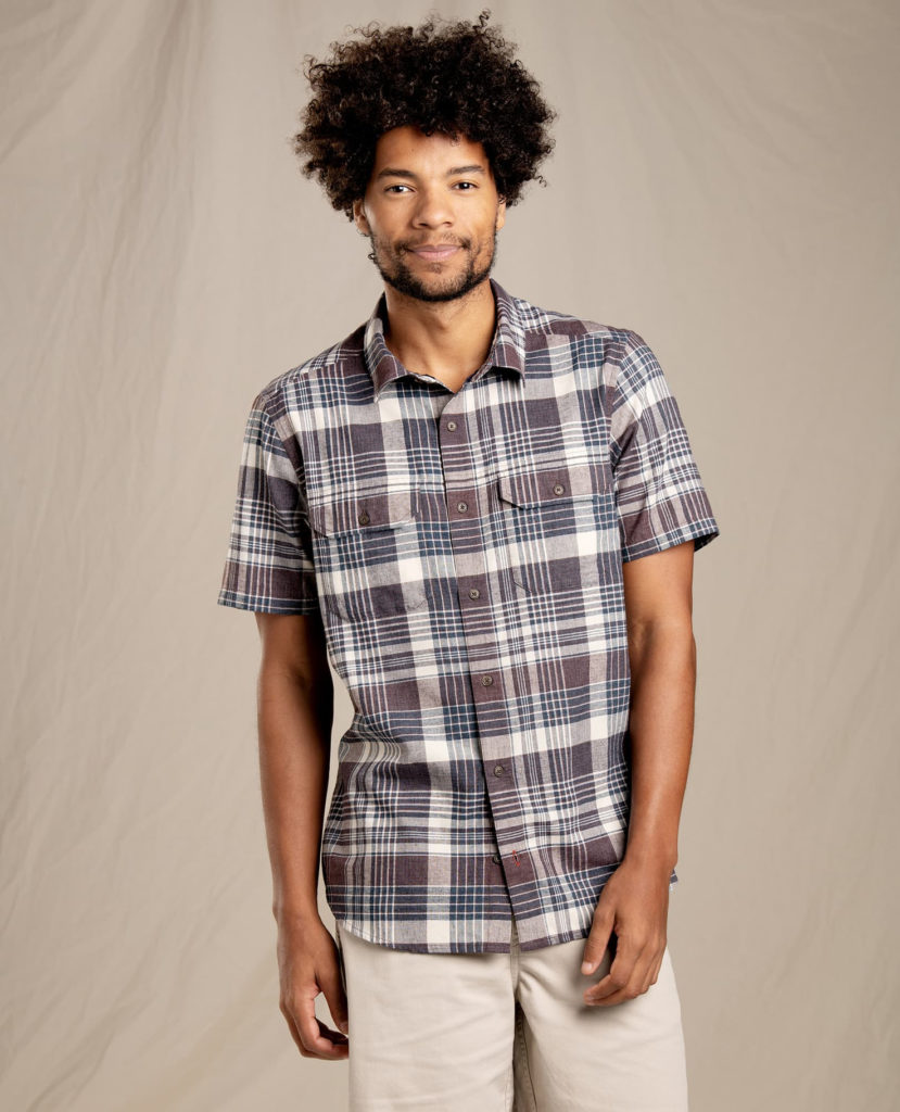 Men's Hookline Short Sleeve Shirt from Toad&CO
