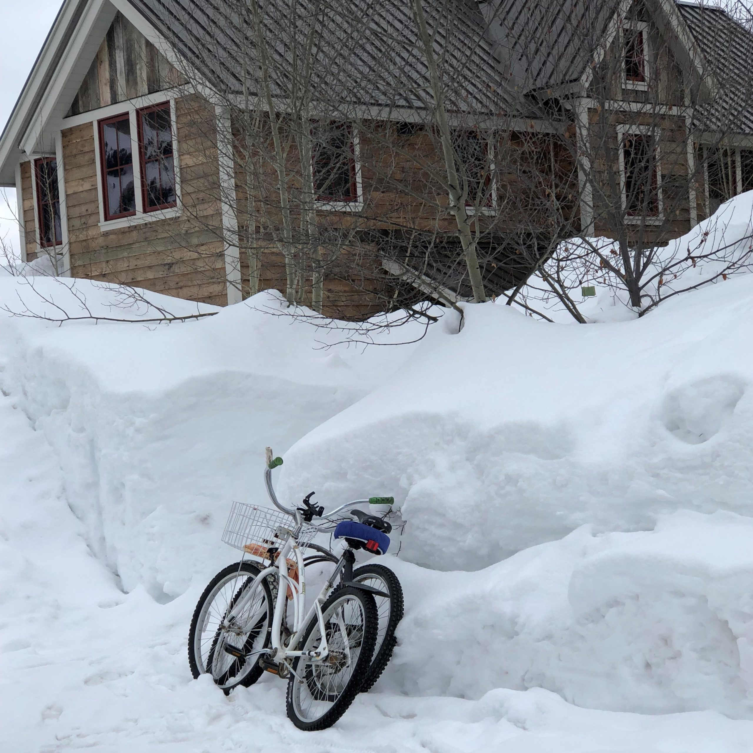 More than 280 inches of snow in Crested Butte this winter