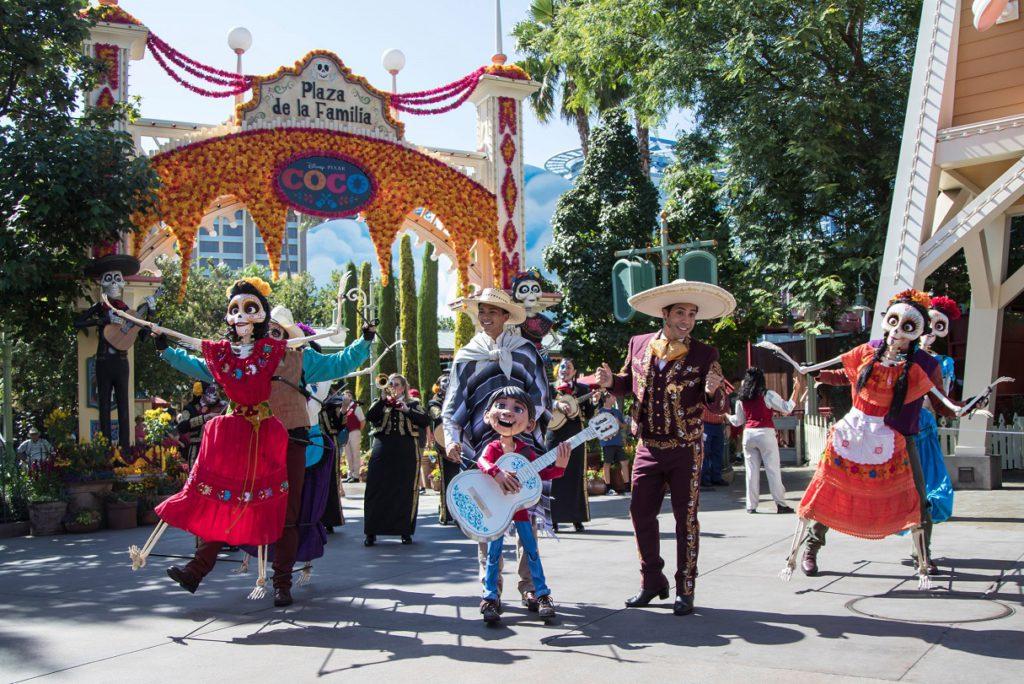 A Musical Celebration of Coco at Disney California Adventure Park