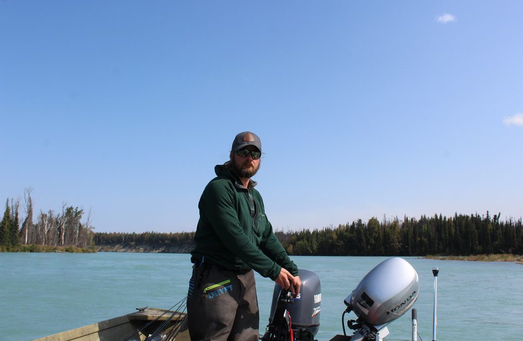 """They call it """"fishing,"""" not """"catching"""" – it was one of those days even in Alaska"""