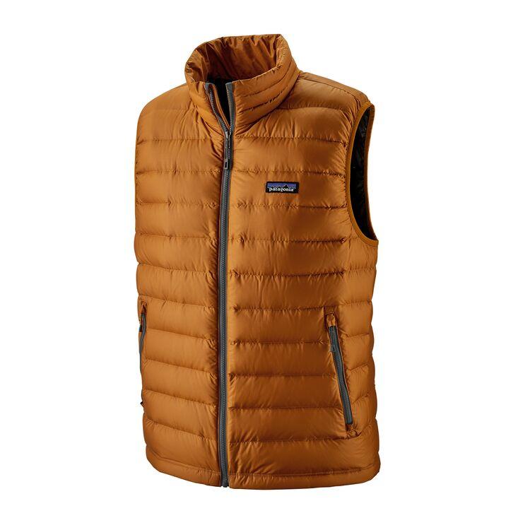 Patagonia men's down vest