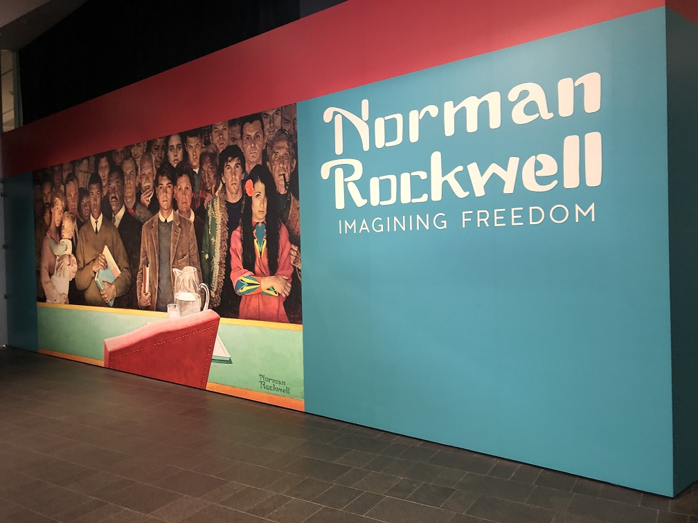 Normal Rockwell Imagining Freedom at the Denver Art Museum