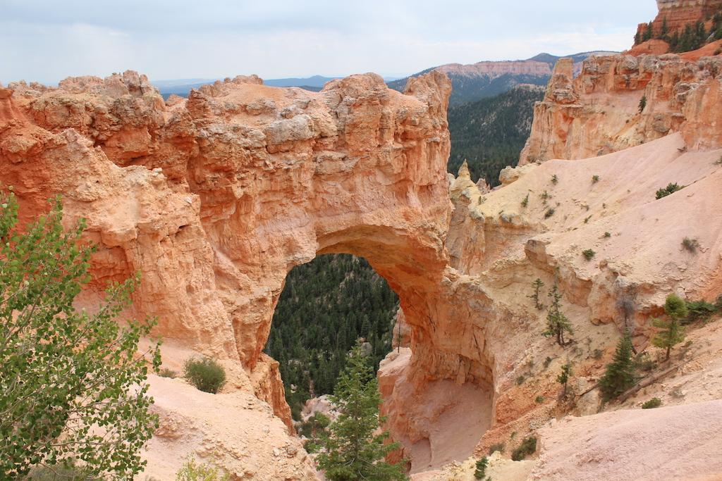 Natural Bridge feature at Bryce Canyon NP