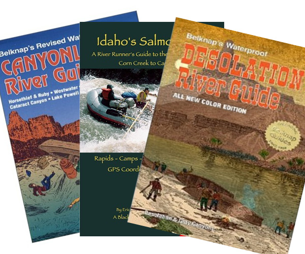 Waterproof River Guides from New Headings