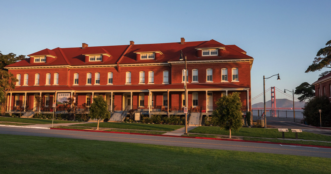 From Army Post to nation's largest urban park — The Presidio San Francisco