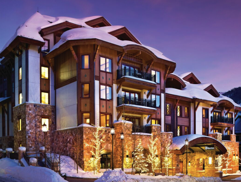 Family-oriented hotel in Vail – The Sebastian
