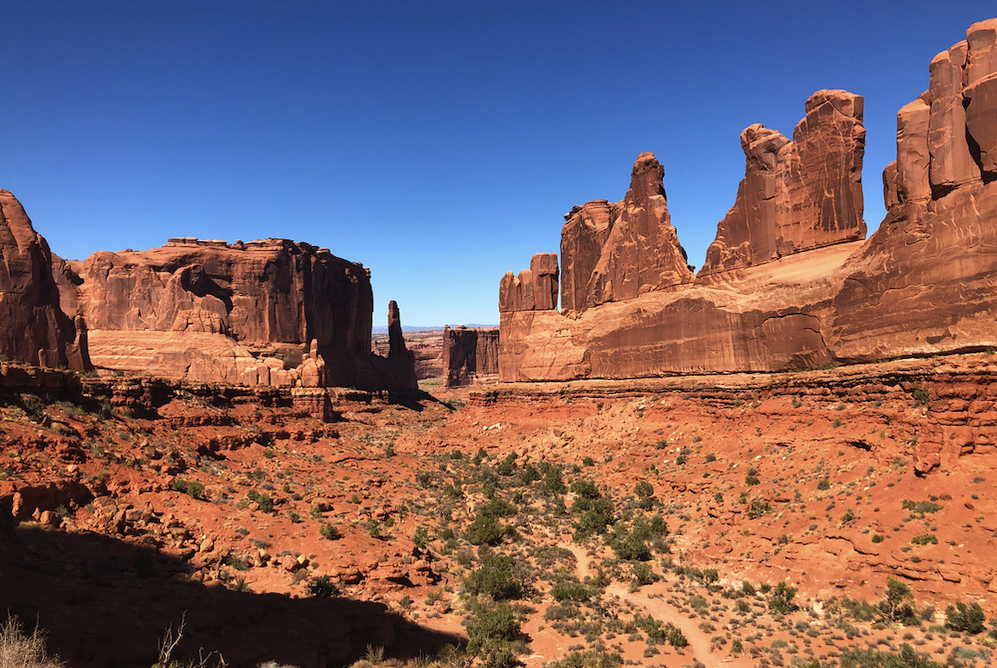 More beauty in Arches NP