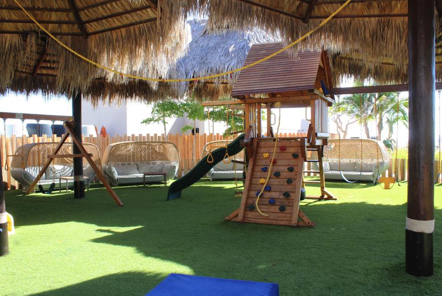 Playground at Grand Velas Cabo