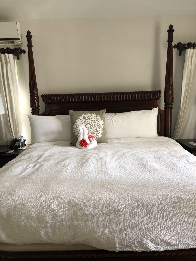 Spacious bedrooms at Sundown Villa in Discovery Bay Jamaica