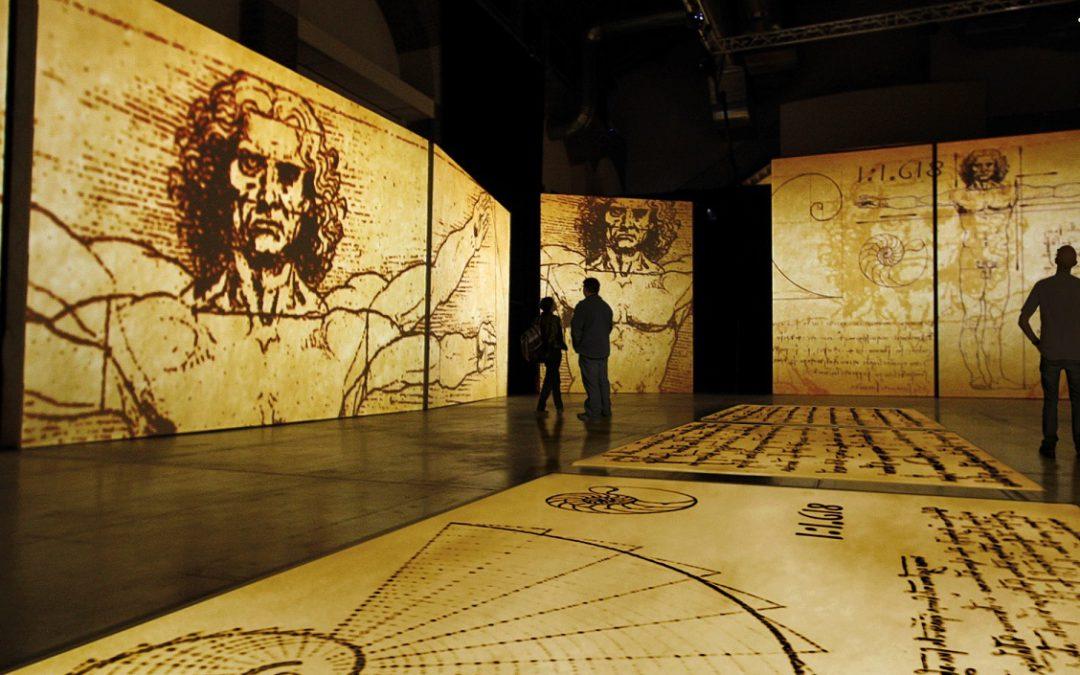 Celebrating Leonardo da Vinci 500 years after his death