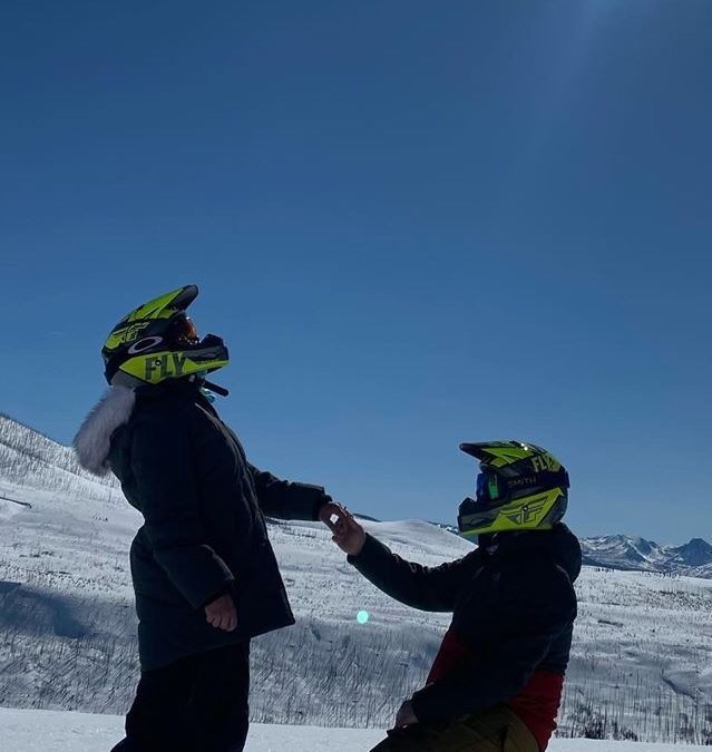 Back to Vista Verde Ranch – snowmobiles and more fun in the snow