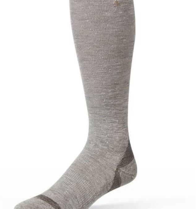 Hemp blend socks from Royal Robbins