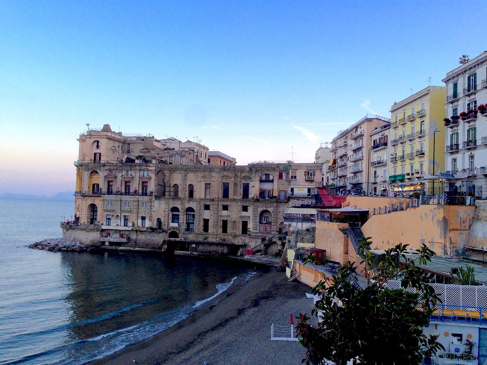 View of Naples and the Bay of Naples