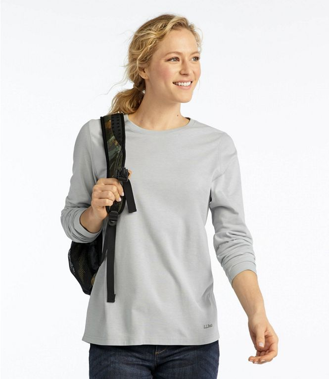 Women's No Fly Zone Field Tee for warm, cool and wet conditions