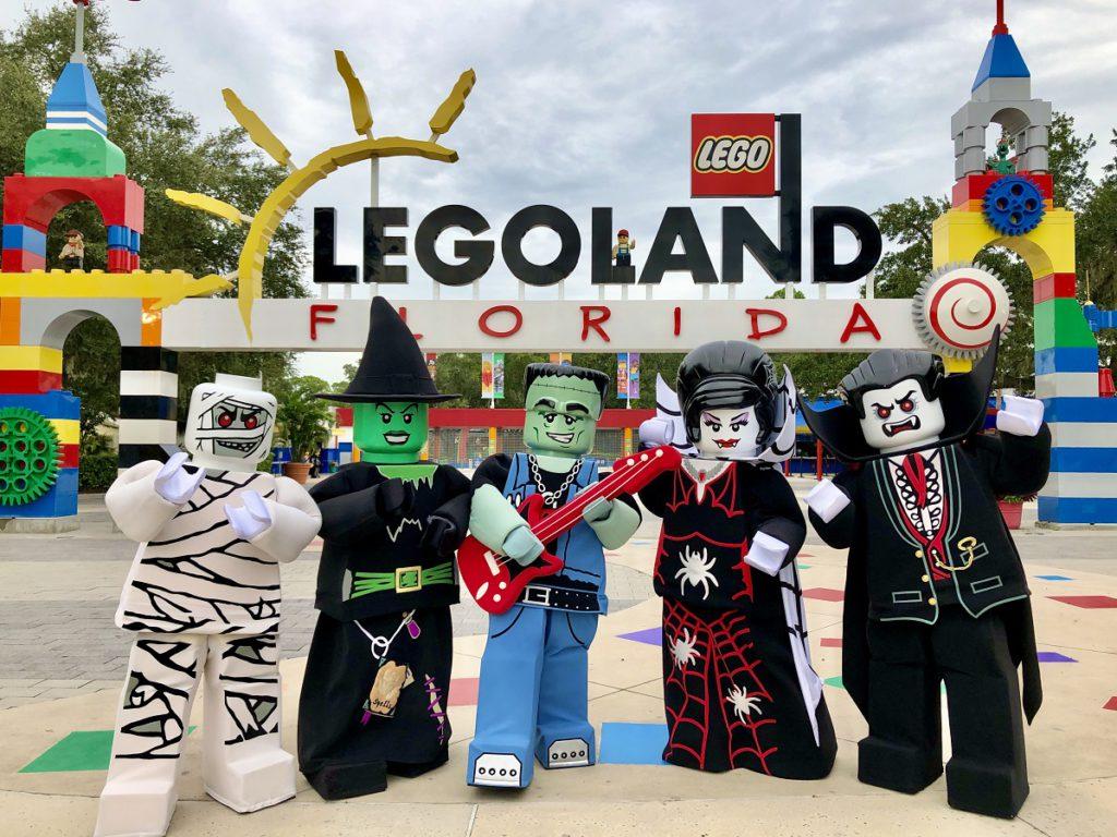 Brick-o-Treat at Legoland Florida. (Legoland Florida)