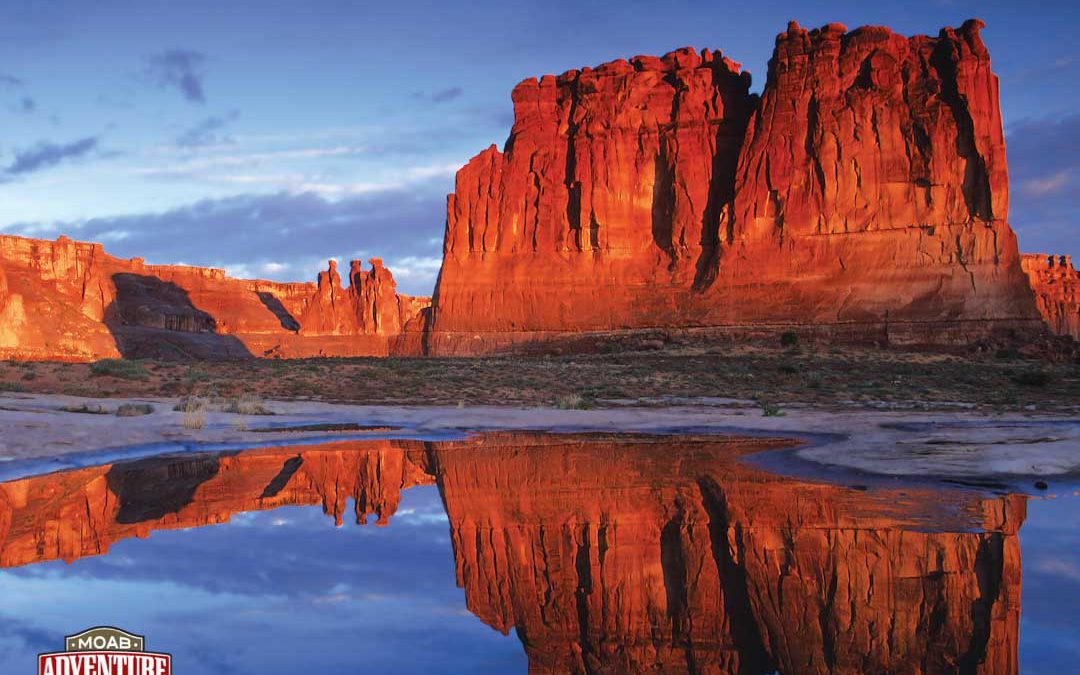 To Moab: an outdoors-oriented vaxication
