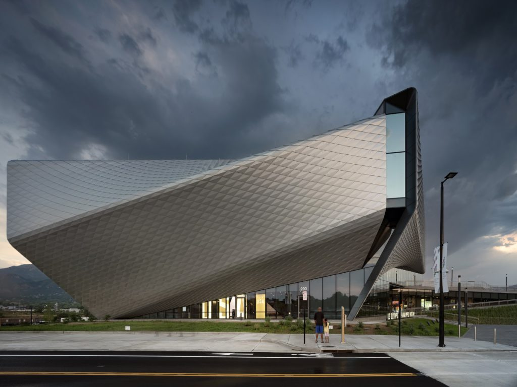 New US Olympic and Paraolympic Museum in Colorado Springs
