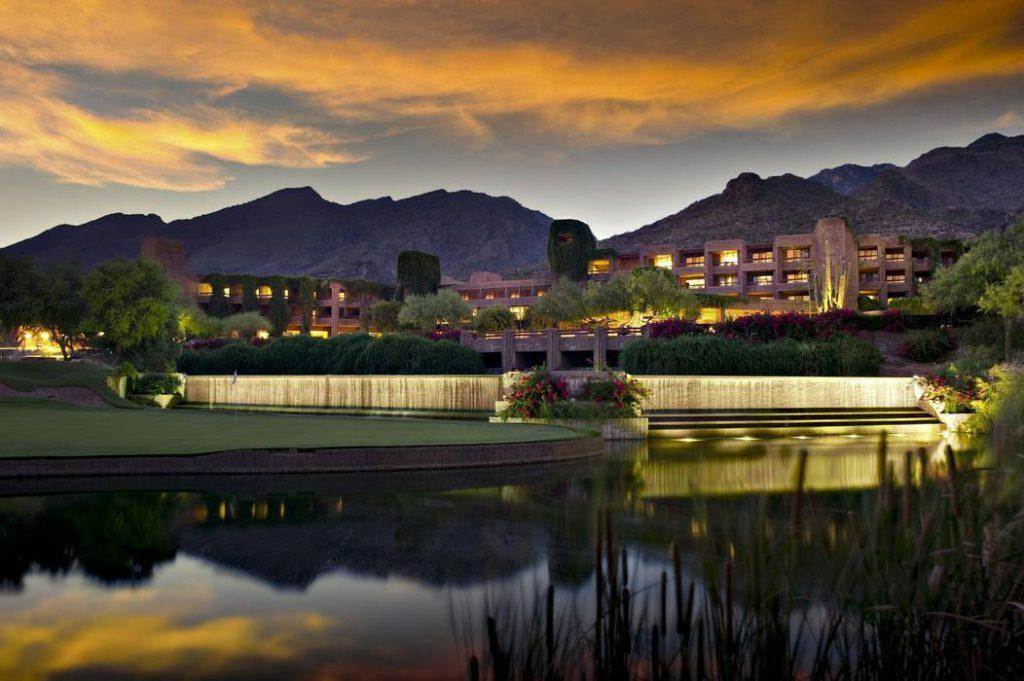 Lowes Ventana Canyon Resort in Tucson AZ