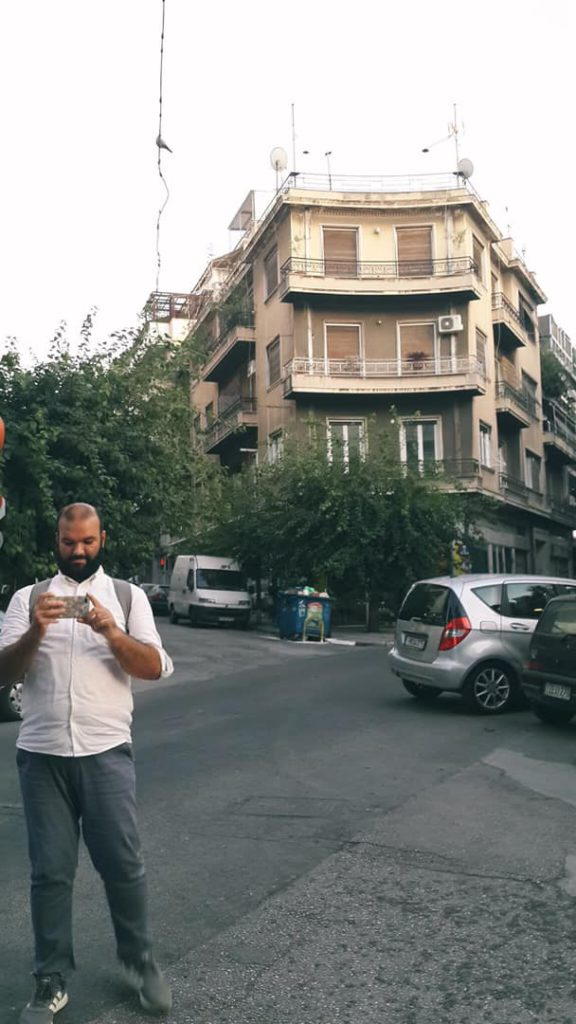 Spyros Kagkas of This is Athens With a Local