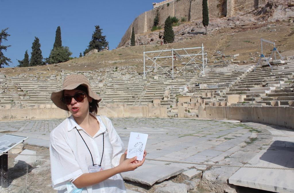 Mythology Made Easy in Athens