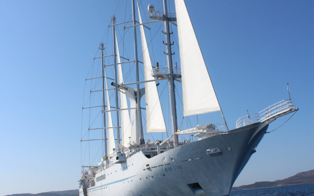 Windstar Day One – Cruising through a pandemic in Greece