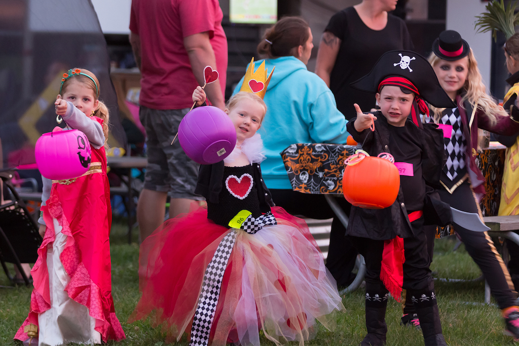 Trick or Treat at a Jellystone Park campground