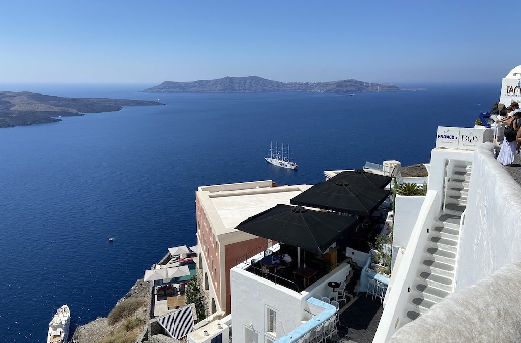 Windstar Day 4: Santorini without crowds