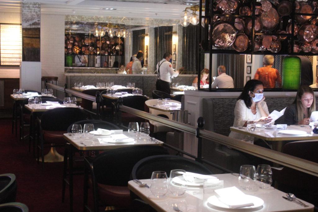 Luminae restaurant on Celebrity Apex