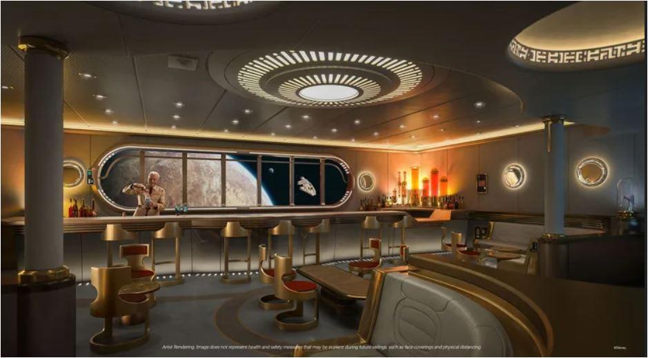 Disney Wish bar (conceptual)