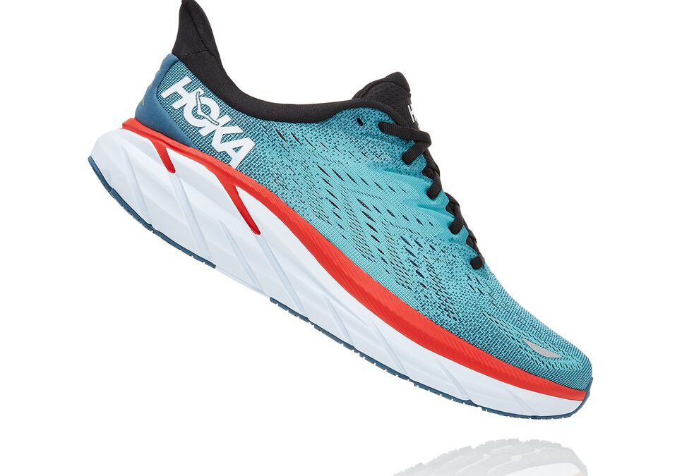 Hoka delivers in a comfy sneaker